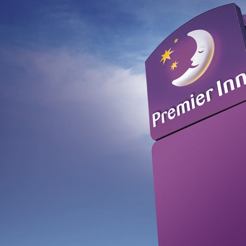 Giving Premier Inn the moon and the stars